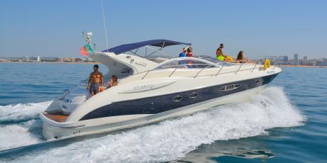 Private Yacht Hire Algarve