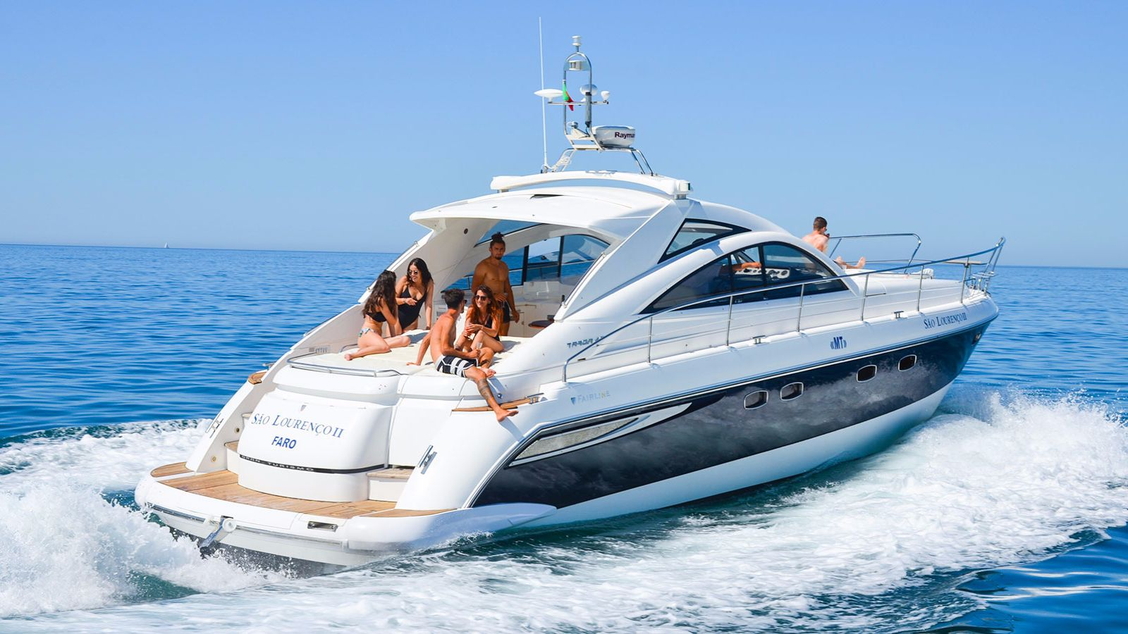 Yacht Charter Algarve Portugal