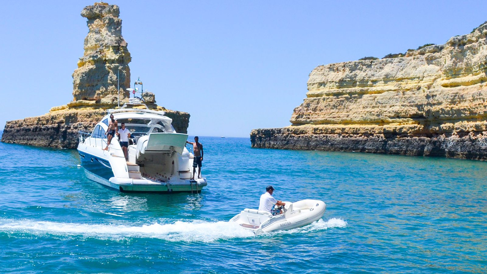 Algarve Luxury Yacht Charters