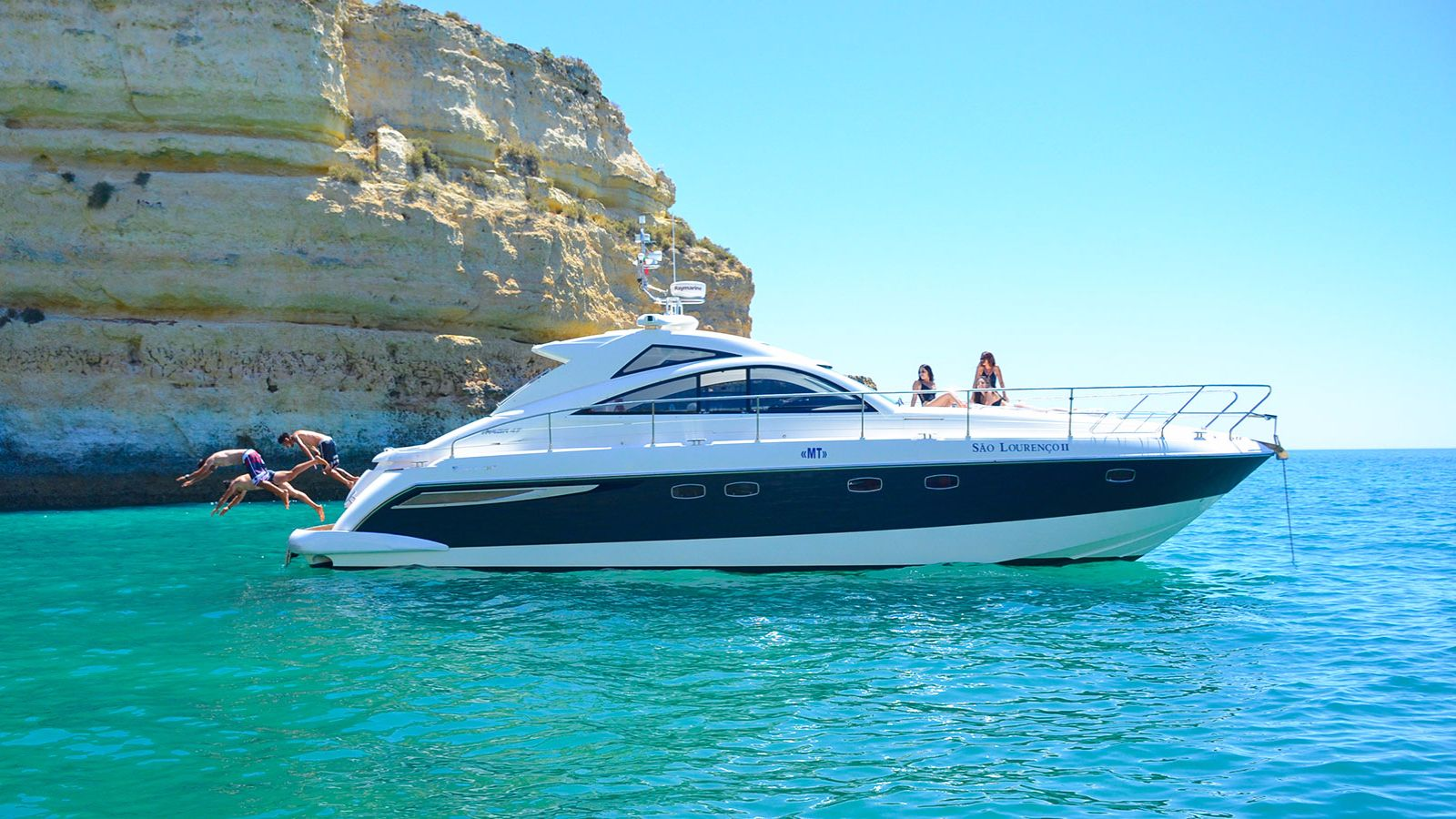 Luxury Yacht Charter Algarve